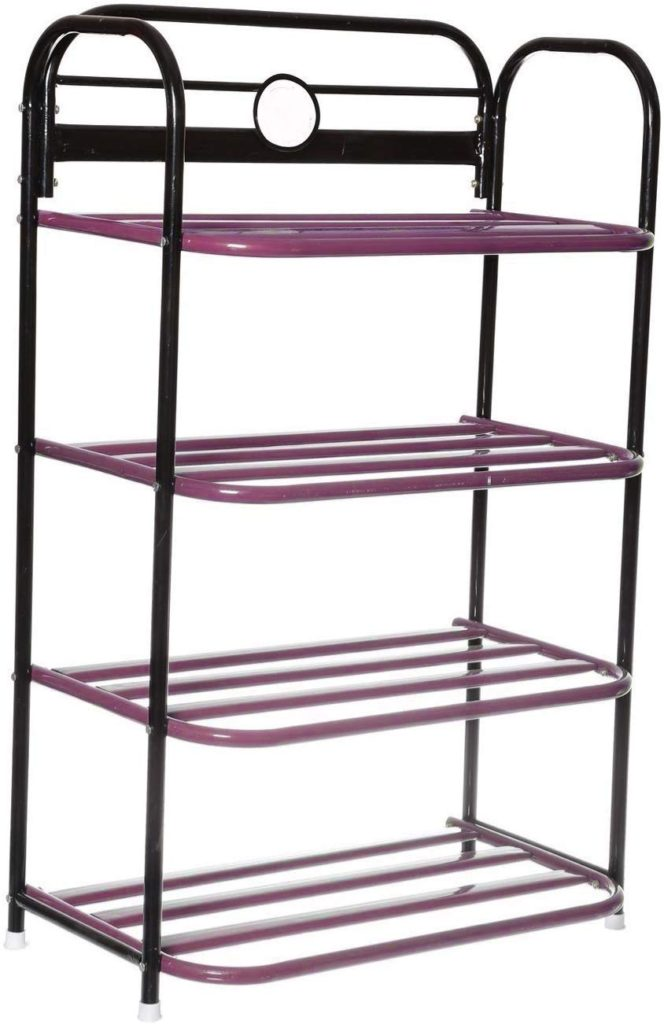 iron coat rack